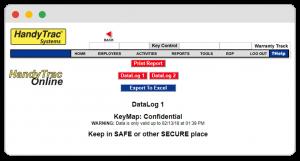 handytrac key control updates
