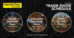 fall trade shows