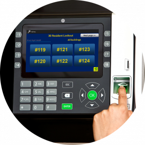 electronic key control systems